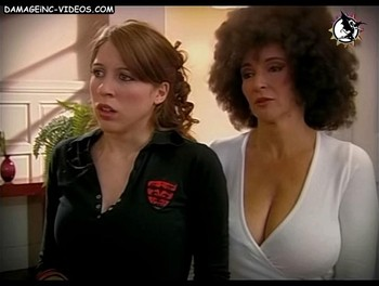 Graciela Stefani busty actress cleavage video